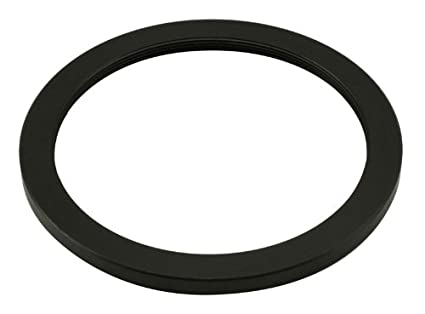 Fotga Black 77mm to 62mm 77mm-62mm Step Down Filter Ring