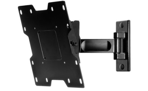 Peerless Mounting Component - Peerless PP740 Articulating Wall Mount for 22 Inch to 40 Inch Displays (Black)
