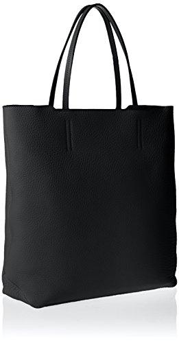 Ecco Jilin Tote - Borse Donna, Schwarz (Black), 12x34x42 cm (B x H T)