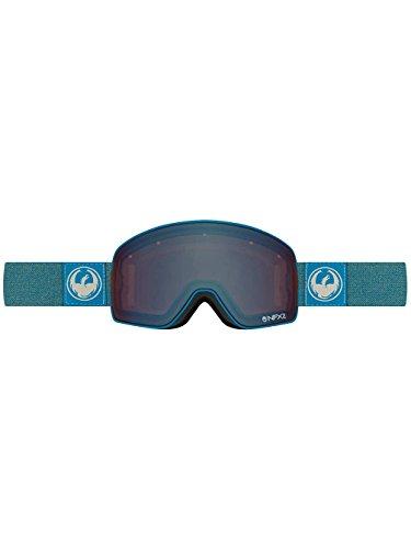 Dragon 28605 664 Hone Blue Optimized Flash Blue NFX2 Visor Goggles Lens - Hone Blue