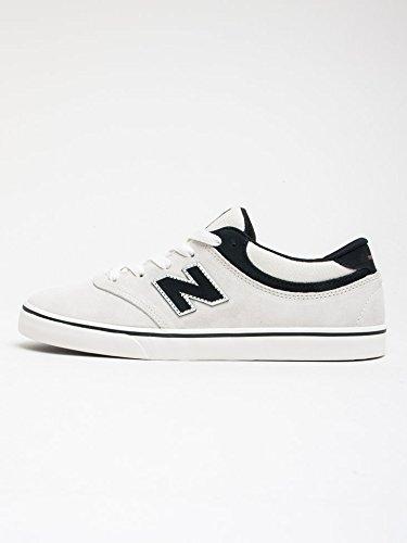New Balance Numeric , Chaussures de skateboard pour homme blanc blanc