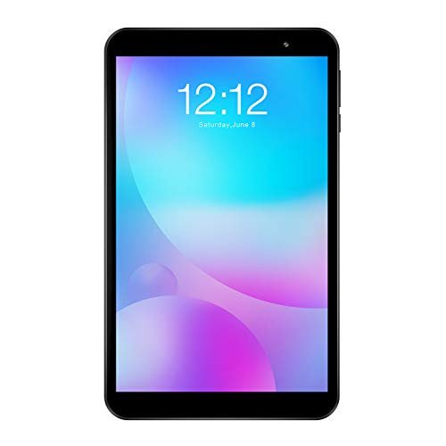 TECLAST P80 Tablet 8 Pulgadas Android 10.0 Bluetooth 5.0 + 5GHz WiFi 2GB RAM 32GB ROM (TF 512GB) HD 1280*800 Quad Core