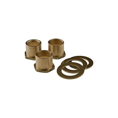 """Delta RP10612 Thick Deck Mounting Kit - Adds 1"""","""