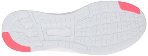 Adidas Performance Women's Edge Lux W Running Shoe, White-Crystal White-Shock Red, 7.5 M US