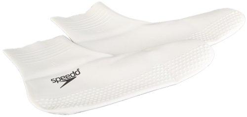 Large Speedo Latex Swim Socks