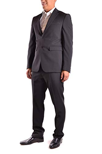 Noir Polyester Marciano Costume Homme Mcbi19544 SnZq0RY