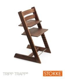 stokke tripp trapp highchair limited edition solid american walnut high chair. Black Bedroom Furniture Sets. Home Design Ideas