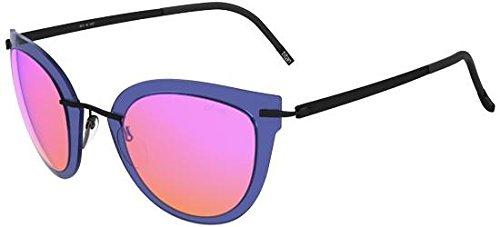 Silhouette Gafas de Sol EXPLORER LINE EXTENSION 8155 BLUE ...