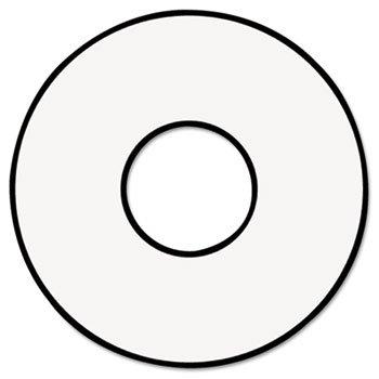 Labelwriter Cd/Dvd Labels, 2 1/4