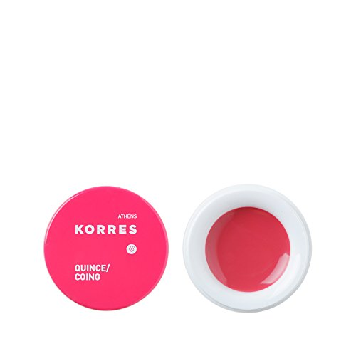 Korres Lip Butter, Quince, 0.21 Ounce (0.21 Ounce Lip Stain)
