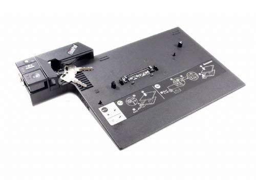 (Lenovo ThinkPad Advanced Mini-Dock  Port Replicator (250410U) (Certified Refurbished))