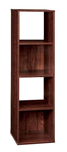 ClosetMaid 1037 Closet Shelves Cubeicals 4-Cube Organizer, D