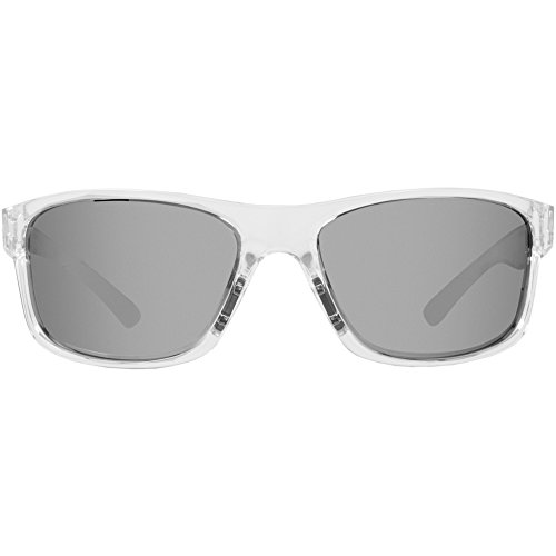 Revo Re 4071 Harness Wraparound Polarized Wrap Sunglasses, Crystal Graphite, 61 - Revo Harness