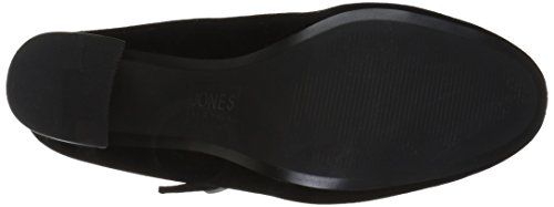 Women's Velvet Jones Black Velvet Emmi New York Pump nnHfRzx0