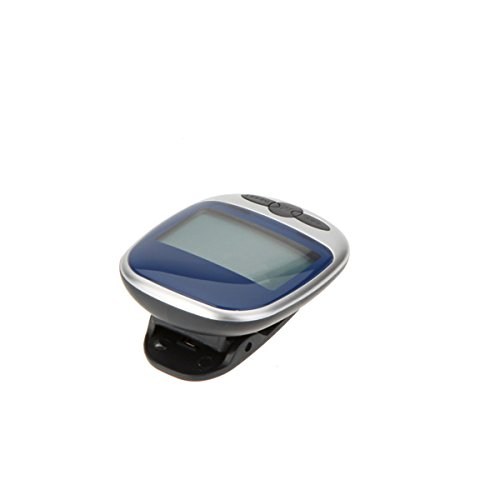 1PC Multifunction LCD Display Big Screen Sports Pedometer Step Calorie Counter Walking Motion Tracker Run Distance Pedometer