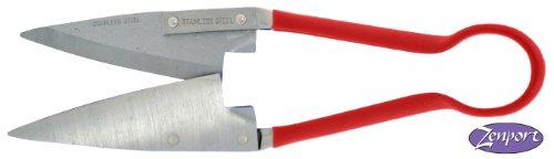 Zenport Heavy Duty Stainless Steel Onion/Sheep Shear by Zenport