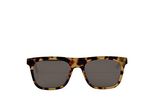 Christian Dior Homme DiorWalk Sunglasses Havana Black w/Grey Silver Mirror Lens 51mm 5810T Dior Walk Dior Walk/S DiorWalk/S
