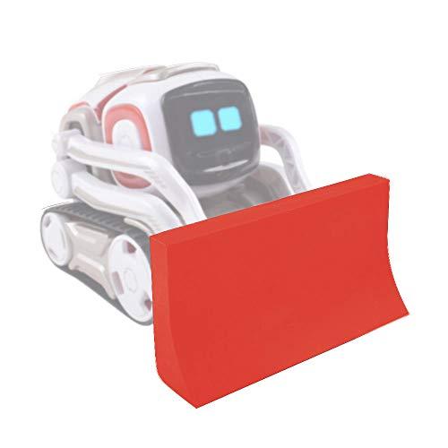MoimTech for Anki Cozmo Robot Accessories, Cozmo Robot Bulldozer Toys Kit (Red)