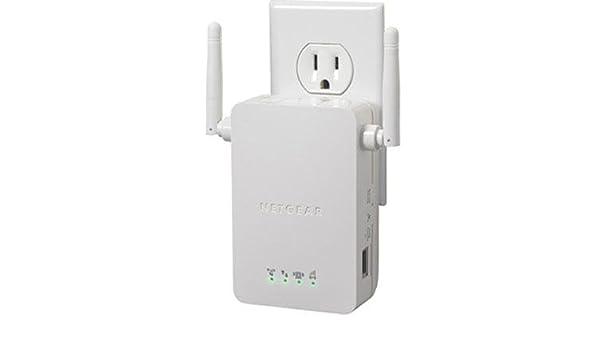 WN3000RP NETGEAR N300 Wall Plug Version  Wi-Fi Range Extender Free Shipping