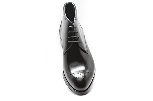 Fornax (9, black) by Liam Michael Shoes