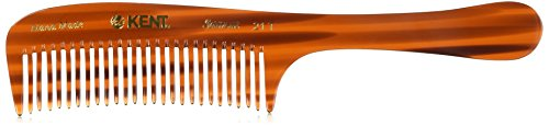 Kent The Hand Made Detangling Comb for Men, 7.5 Inch, 1 Ounce