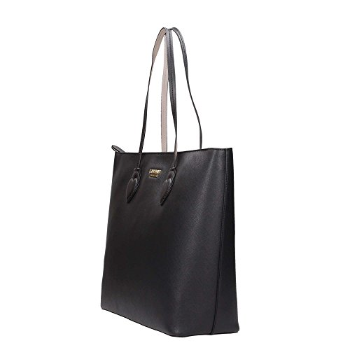 Twin-Set RA7TAP Shopper Donna BLACK TU