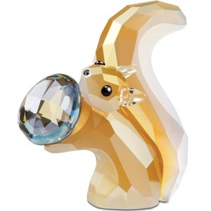 Swarovski Crystal Squirrel Gracy