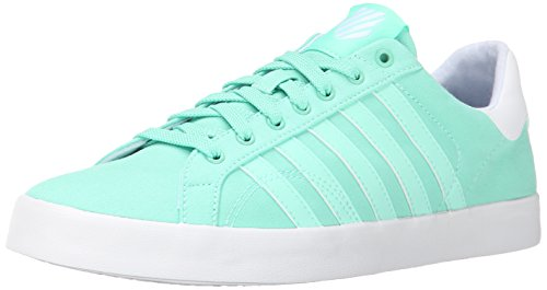K-Swiss Belmont so T M, Damen Sneaker grün/weiß