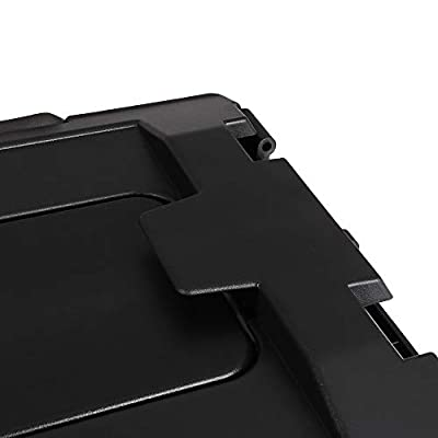 cciyu Center Console Lid Repair Kit Dark Grey Armrest Latch Replacement fit for 2001-2007 GMC Sierra Chevrolet Silverado: Automotive