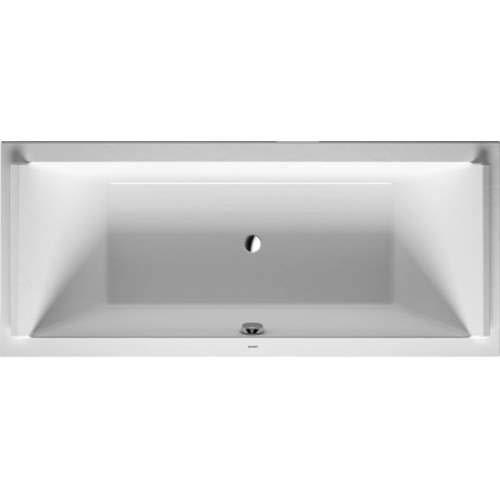 Duravit Starck Soaking Bathtub 700338000000090 White