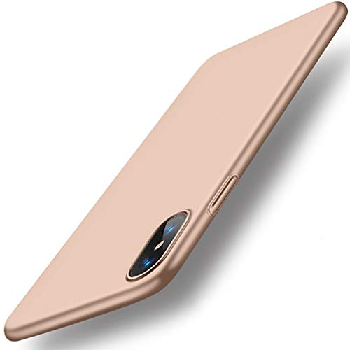 ANOLE Case for Apple iPhone Xs Max, Ultra Thin Hard Matte Finish Coating