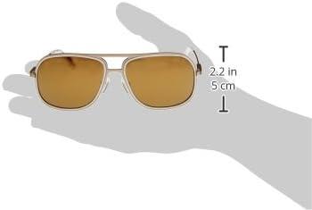 Dragon Alliance Matte Gold//Gold Ion B-Class Sunglasses