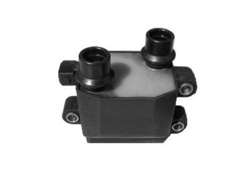 Fuel Parts CU1223 Two Lead Ignition Coil: