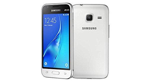 Samsung Galaxy J1 Mini LTE 8GB J105H/DS Dual Sim Unlocked Phone - Retail Packaging (White) (International Version) (Samsung S3 Mini Unlocked compare prices)