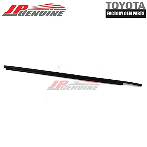 Toyota Genuine 68160-0C020 Door Glass Weatherstrip Assembly
