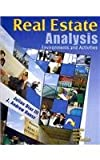 Real Estate Analysis : Environments and Activities, Diaz, Julian and Hansz, Andrew, 0757579361