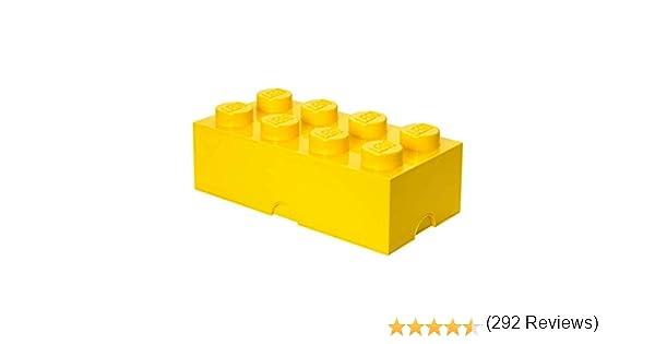 Ladrillo de almacenamiento Lego 8 espàrragos: LEGO: Amazon.es: Hogar
