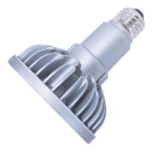 Bulbrite SP30L-18-25D-927-03 SORAA 18.5W LED PAR30L 2700K VIVID 25° Dimmable Light Bulb, Silver