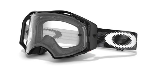 Oakley Herren MX Brillen Airbrake Mx Jet Black Speed