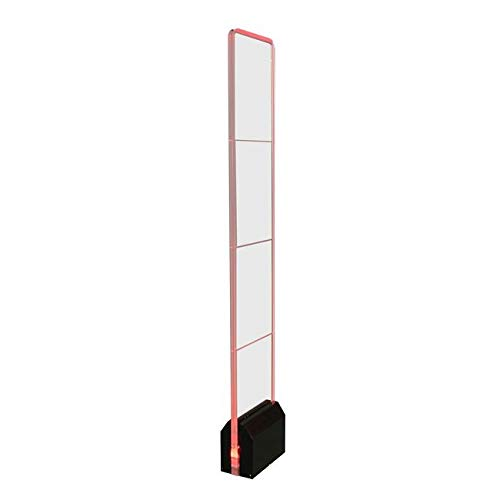 New Checkpoint Compatible RF 8.2MHZ Single Antenna PLEXIGLASS Security System - Made in USA