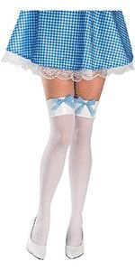 Farm Girl Costumes For Adults (Rubie's Costume Co Farm Girl's Thigh Highs Costume)