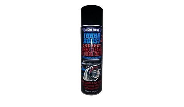 Turbo-Turbo Boost Limpiador para Diesel Motor De por ReVIVE: Amazon.es: Coche y moto