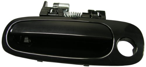 Depo 312-50012-122 Front Driver Side Replacement Exterior Door Handle (Toyota Corolla 98 Handle)