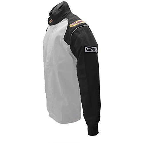Blue Racing Jacket Only, SFI-1, Small by Speedway Motors (Image #3)