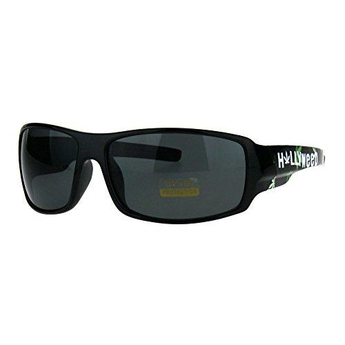 Pot-Head-Hollyweed-Marijuana-Weed-Stoner-Plastic-Sunglasses-Oversize-Biker