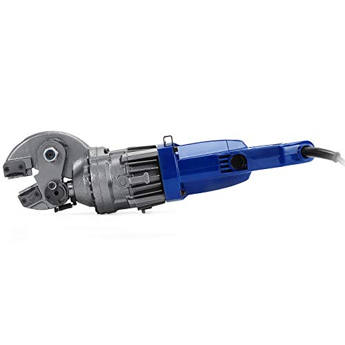 Happybuy Electric Rebar Cutter 4-18 mm Rebar Cutter Hydraulic 1250W Rebar Cutting Machine Handheld