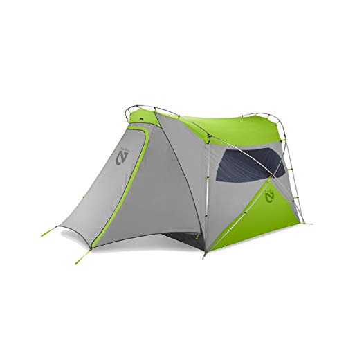 NEMO Wagontop Camping Tent (Birch Leaf Green, 4 Person)