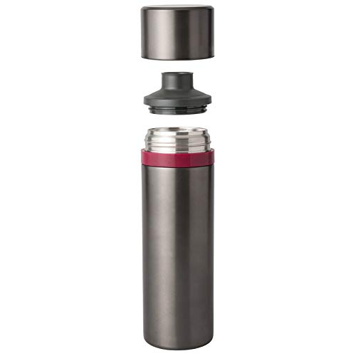 Rabbit R3-14857 Wine Chiller, One Size, Glass and Black