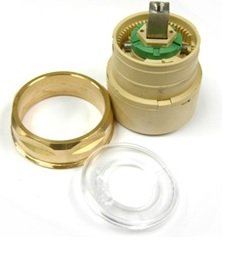 Franke Single Lever (Franke 3699 Ceramic Single Lever Faucet Cartridge for Single Handle Franke Faucets)