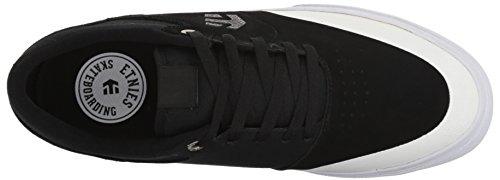 Chaussures Skateboard 983 white Vulc silver Marana black De Etnies Homme 983 Noir qp7gW